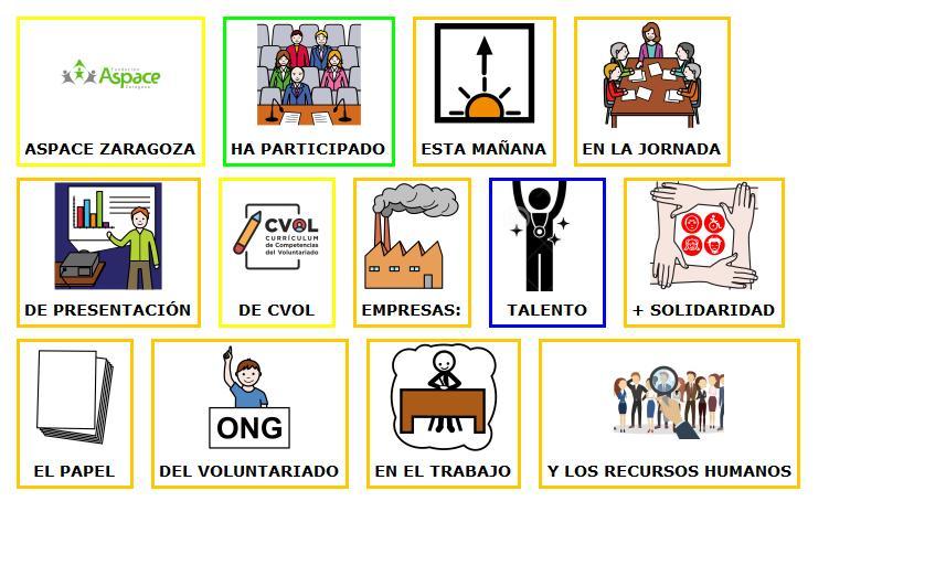 Jornada de presentación de CVOL EMPRESAS