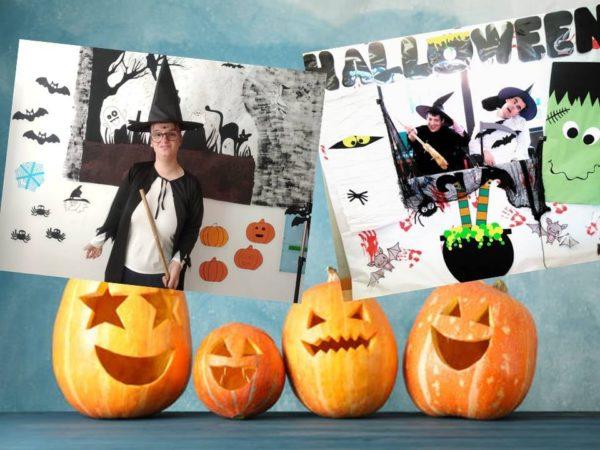 Fiesta de Halloween en ASPACE