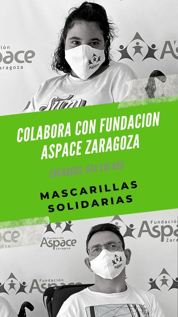 Cartel de las camisetas solidarias