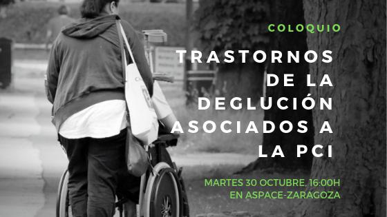 Trastornos deglución ASPACE Zaragoza