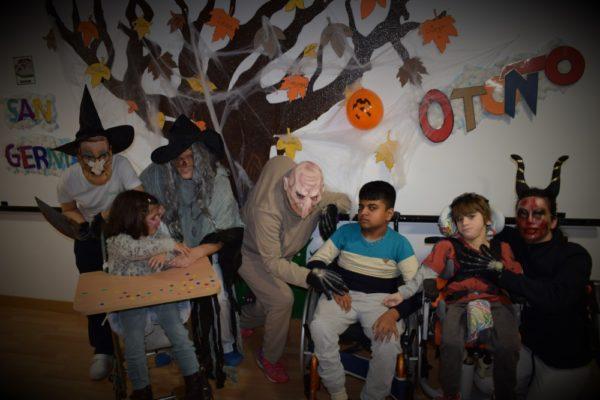 Halloween 2018 ASPACE Zaragoza