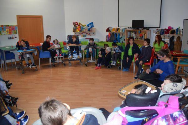 Presentación disco Angie y Hang Drum ASPACE Zaragoza